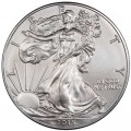 American Eagle 2015 One Ounce Silver Uncirculated Coin