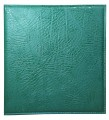 Album SOMS without sheets, size Optima, art. АВ KZ (green)