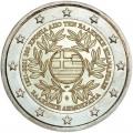 2 euro 2021 Griechenland, 200 Jahre griechische Revolution
