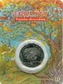 100 тенге 2021 Казахстан, Туранга разнолистная (блистер)