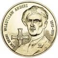 2 злотых 2002 Польша Генерал Владислав Андерс (Gen. Broni Wladyslaw Anders)