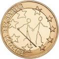 2 злотых 2011 Польша Европа без границ - 100-летие Общества по уходу за слепыми (Europa bez barier)
