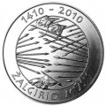 1 litas 2010 Lithuania 600 years of the Battle of Grunwald