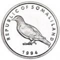 1 шиллинг 1994 Сомалиленд, Сомалийский голубь
