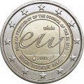 2 euro 2010 Belgian, Presidency of the Council of the European Union