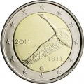 2 euro 2011 Finland, Bank of Finland