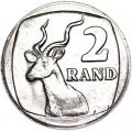 2 ранда 1990 ЮАР, Антилопа, из обращения
