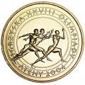 2 злотых 2004 Польша XXVIII Олимпийские игры в Афинах (Ateny 2004)