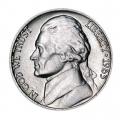 5 центов 1963 США, двор P