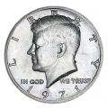 50 центов 1971 США Кеннеди двор P