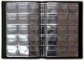Альбом на 120 монет, 8 листов, ячейка 35х35 мм. Россия (вертикальный)