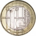 3 euro 2010 Slovenia World Book Capital City
