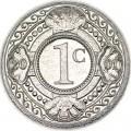 1 цент 2001 Нидерландские Антильские острова