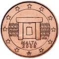 1 Cent 2008 Malta UNC
