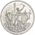 1 сантим 1977 Эфиопия