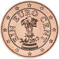 1 Cent 2013 Österreich UNC