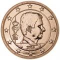 1 Cent 2015 Belgien UNC