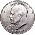 1 dollar 1972 USA Eisenhower, mint mark D