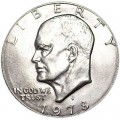 1 dollar 1978 USA mint mark D