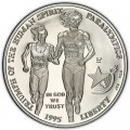 1 Dollar 1995 USA Paralympics PROOF Silver Dollar