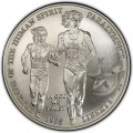 1 доллар 1995 США Паралимпиада, серебро UNC