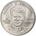 1 доллар 1998 Роберт Ф. Кеннеди, серебро UNC