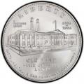 1 доллар 2006 Сан-Франциско старый монетный двор, серебро UNC