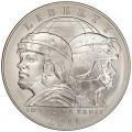 1 доллар 2011 США Армия, серебро UNC