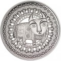1 рубль 2009 Беларусь Телец