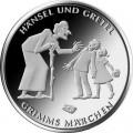 10 евро 2014 Германия Гензель и Гретель, G