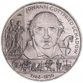10 euro 2014 Germany 250th anniversary of the birth of Johann Gottfried Schadow