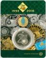 100 тенге 2018 Казахстан, 25 лет тенге