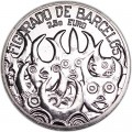2,5 евро 2016 Португалия, Фигурки из Барселуша