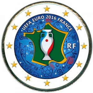 2 euro 2016 France, UEFA European Championship (colorized)