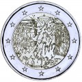 2 Euro 2019 France, 30th anniversary of the fall of the Berlin Wall
