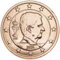 2 Cent 2016 Belgien UNC