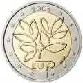 2 euro 2004 Finnland Gedenkmünze, EU-Erweiterung
