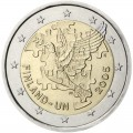 2 euro 2005 Finland, United Nations