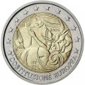 2 euro 2005 Italy, Treaty establishing a Constitution for Europe