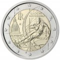 2 euro 2006 Italy, 2006 Winter Olympics in Turin