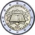 2 евро 2007 50 лет Римскому договору, Финляндия