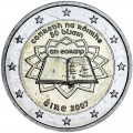 2 euro 2007 Treaty of Rome, Ireland