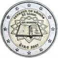 2 евро 2007 50 лет Римскому договору, Ирландия
