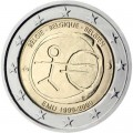 2 euro 2009 Economic and Monetary Union, Belgium
