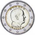 2 евро 2009 Монако, Альберт II