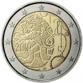 2 euro 2010 Finland, currency of Finland 1860-2010