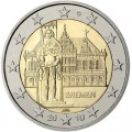 2 euro 2010 Germany, Town Hall of Bremen, mint F