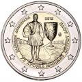 2 euro 2015 Greece, 75 Years since the Death of Spyridon Louis
