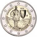 2 евро 2015 Греция, Луис Спиридон