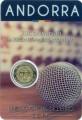 2 евро 2016 Андорра, 25 лет радио-телерадиовещанию